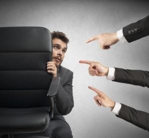 Konflikte im Büro  kosten Nerven, Zeit und Geld. © alphaspirit - Fotolia.com