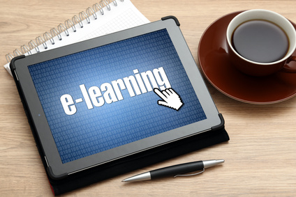 <strong>E-Learning wir immer wichtiger. </strong><br />© Coloures-pic - Fotolia.com